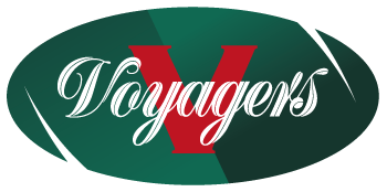 The Voyagers Logo
